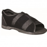 8704 Men's Softie Open Toe Shoe, Black S-M-L-XL