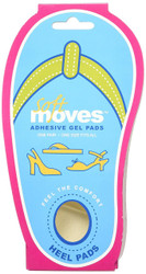Tuli's SM00010 SOFTMOVES Heel Pads ONE-Size