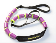 Medi-Dyne SR00010PY StretchRite  Exercise Strap,  purple and yellow