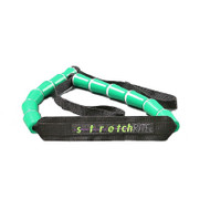 Medi-Dyne StretchRite Exercise Strap, green and white