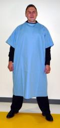 Patient Gown cloth Unisize Blue (920-30000)