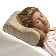 MEMORY FOAM Travel size pillow tan (6154-MF)