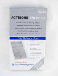 Acelity MAS190 Actisorb Plus Silver Dressing 19 cm x10.5 cm (MAS190)