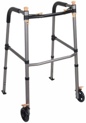 Drive 10277LW Lift Walker with Retractable Stand Assist Bars - Discontinued