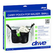 Drive Medical 10258L-1 Nylon Walker Carry Pouch, Large