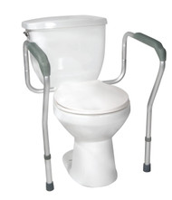 Drive 12001KD-1 Toilet Safety Frame