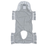 "Drive 13239D Patient Sling with Head Support, 57"" x 30"""