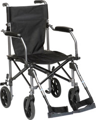 Travelite Transport Wheelchair Chair in a Bag (TC005GY)