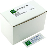 BACTERIOSTATIC Lubricating Jelly Sterile 3.5g packets 145/ bx (248-LUB-035)