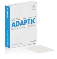 """Adaptic 2012 Non-Adhering Dressing 3""""x3"""""""