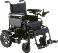 "Drive CPN18FBA Cirrus Plus EC Folding Power Wheelchair, 18"" Seat"