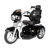 """Drive MAVERICK20CS Maverick Executive 3-Wheel Power Scooter, 20"""" Seat"""
