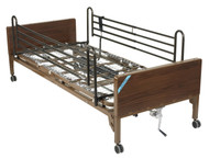 Drive 15004BV-FR Semi Electric Bed with Full Rails (15004BV-FR)