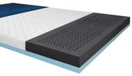 "ShearCare 1500 Foam Bariatric Dual Layer pressure Redistribution Mattress, 80"" x 54"" (1500SC-54-FB)"