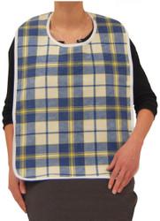 Lifestyle Flannel Bib, Large (RTL9103)
