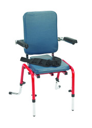 Drive Medical FC 4030N Anti-tippers for First Class School Chair FC 4000N, Black