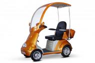 E-Wheels 4-Wheel Power Scooter/ Mini Golf Cart (EW-54) Orange - Shipping included