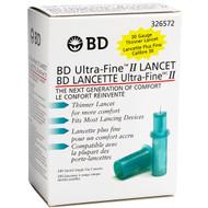 BD 326572 ULTRA-FINE II LANCET 30G 200/PKG