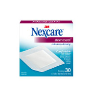 """Nexcare Stomaseal Colostomy Dressing 4""""x4"""" BX/30 (3M-1507)"""
