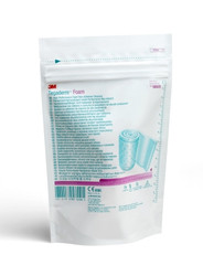 3M Tegaderm Foam Non-Adhesive Dressing 90605, Unique Roll (Pack of 6) (3M-90605)