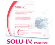 3M-S10025 Soluprep Sponges 2% CHLORHEXIDINE GLUCONATE 70% IPA TINTED PK/4
