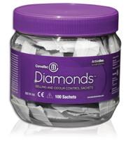 Convatec TR105 Diamonds™ Gelling and Odor Control Sachets 100/BTL
