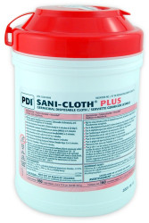 Sani-Cloth Germicidal Wipe 160/tube (Q90172)