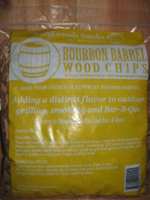 We grind these from Used Bourbon Barrel Staves. Good Stuff!