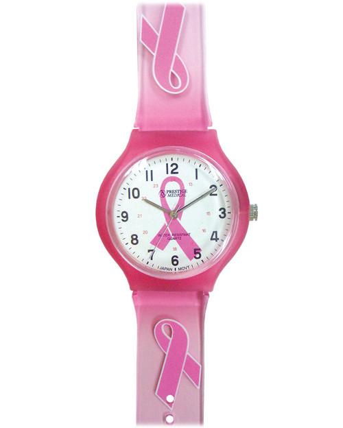 Pink Ribbon Scrub Watch - Model 1773