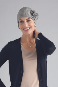 Amoena Bellflower Knit Cap