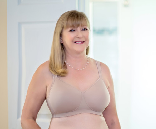 ABC 126 Contour T-Shirt Mastectomy Bra