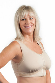 Grace Post-Surgical Bra by Wear Ease® - Front Zip
