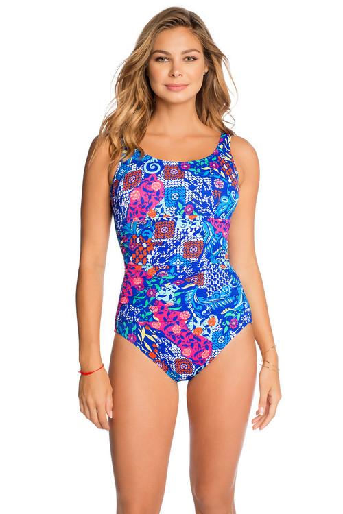Penbrooke 5511139M Bali Empire Maillot Mastectomy Swim Suit