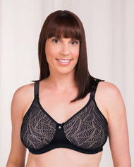 Trulife 4034 Diana Seamless Molded Cup Mastectomy Bra