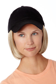 Henry Margu Hair Accents Classic Hat with Short Hair