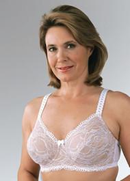Classique 766 Sensual, Romantic Underwire Mastectomy Bra