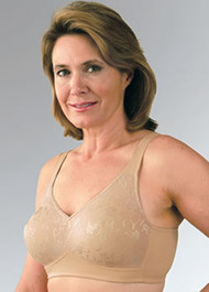 Classique 769 Seamless Lace Mastectomy Bra