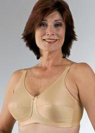 Classique 772E Nylon Knit Fiberfill Mastectomy Bra