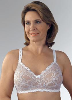 Classique 779 Lacy Romantic Mastectomy Bra