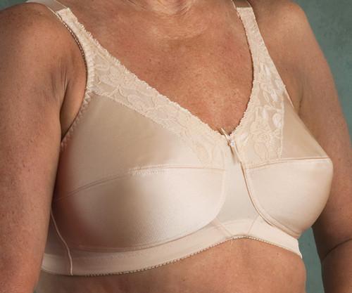Nearly Me 600 Lace Bandeau Mastectomy Bra