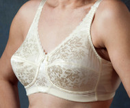 Nearly Me 640 Jacquard Soft Cup Mastectomy Bra