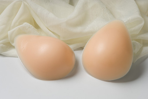 Nearly Me 240 SO-SOFT Full Oval Silicone Breast Form