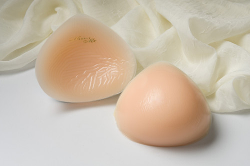 Nearly Me 260 SO-SOFT Full Triangle Silicone Breast Form