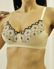 Nearly Me 7570 Tiffany Mastectomy Bra