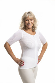 Wear Ease 960 Andrea Compression Shirt With Axilla Pads