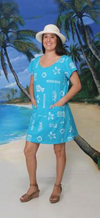 Gloria's Fashions Style 250 Jersey Dress