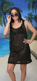 Gloria's Fashions Style 912 Mini Mesh Cover-up