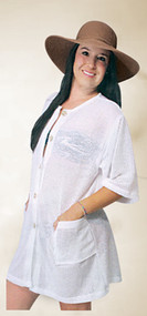 Gloria's Fashions Style 366 Mini Mesh Cover-up