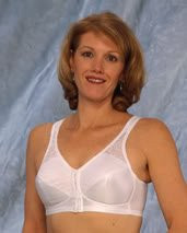 Airway 1588 Front Closure Mastectomy Bra (FINAL SALE NO RETURNS)