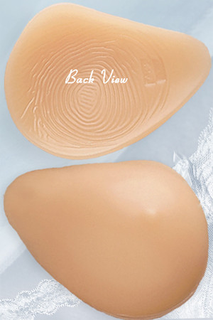 """JODEE """"SINCERELY LITE"""" SOFT AND SILKY FEEL ASYMMETRICAL BREAST FORM STYLE 89"""